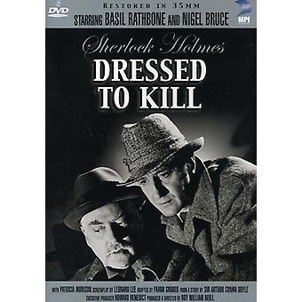 Sherlock Holmes - Sherlock Holmes: Dressed to Kill [DVD] USA import