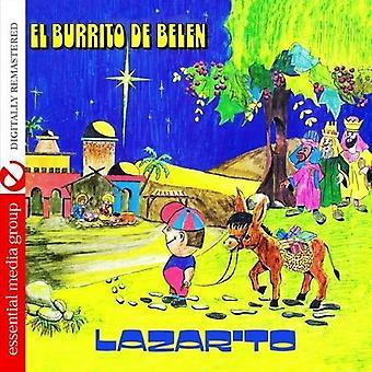 Lazarito - エル ・ ブリート ベレン [CD] アメリカ インポートします。