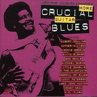 Mer avgjørende gitar Blues - mer avgjørende gitar Blues [DVD] USA importere