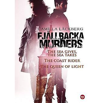 Camilla Lackberg Fjallbacka Murders: Set 2 [DVD] USA import