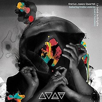 Darius Jones - Le Bebe De Brigitte (Lost in Translation) [CD] USA import