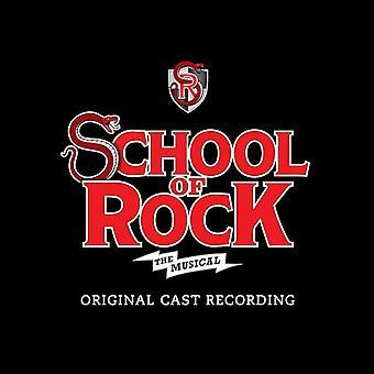 School of Rock - School of Rock-the Musical [CD] USA import