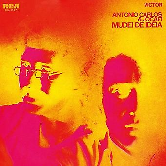 Antonio Carlos & Jocafi - Mudei De Ideia [CD] USA import