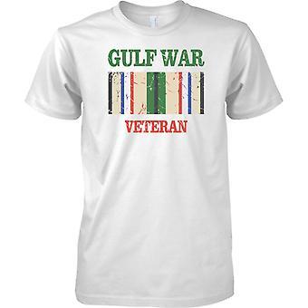 Golf-Krieg-Veteran - Medaille Pop-Art - Kinder-T-Shirt