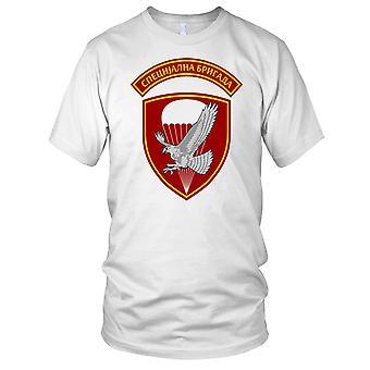 Serbiske spesielle Brigade ren kraft merke damer T skjorte