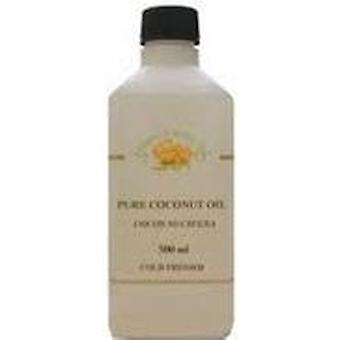 Natural By Nature Oils, Coconut Oil, 500ml