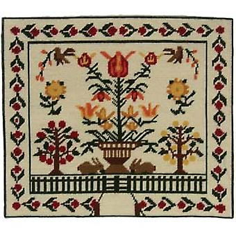 Garden Sampler Needlepoint Kit