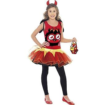Kinder Kostüme Moshi Monster Kostüm Diavlo Kostüm für Mädchen