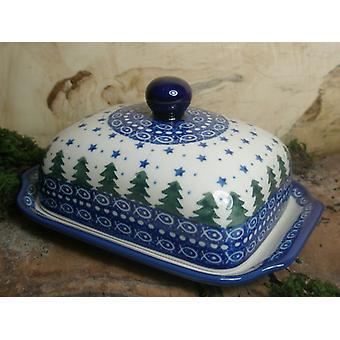 Smør fad, 250 g, 57 - Oberlausitz keramik - BSN 15070