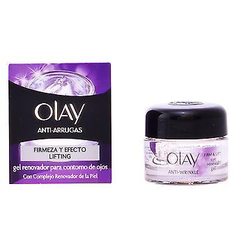 Olay, Anti-arrugas żel Renovación Contorno Ojos 15 Ml dla kobiet