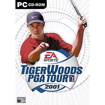 Tiger Woods PGA Tour 2001-nieuw