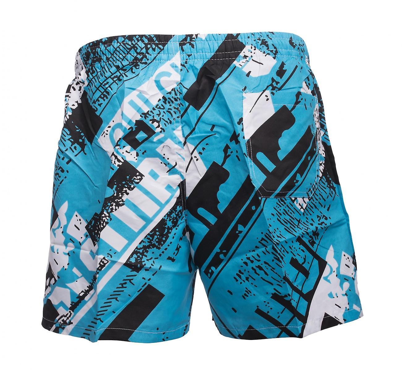 Mens Skater Schwimmen Boardshorts Shorts Badepanty Artwork Print Hosen Fruugo