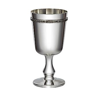 Celtic Band Pewter Goblet