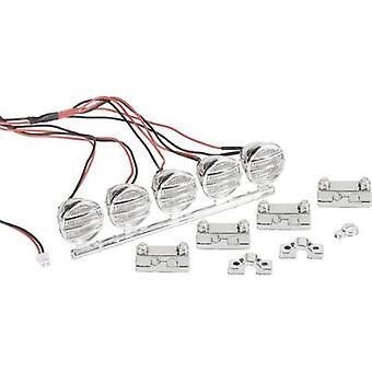 Acessório de iluminação Modelcraft LUCALDAS rastreador