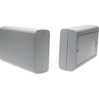 Strapubox 6512GR 6512GR Universal enclosure 123 x 71 x 30 Acrylonitrile butadiene styrene Grey 1 pc(s)