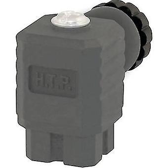 HTP P3GZ4000-6WG Black Number of pins:3 + PE