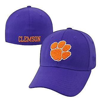 Clemson Tigers NCAA TOW Premium Collection Memory Fit Hat