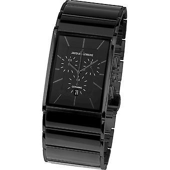 Jacques Lemans - Wristwatch - Men - Quartz - Dublin - 1-1941C