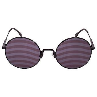 فيندي جولة النظارات الشمسية FF0248S B3V XL 53