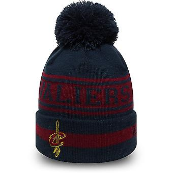 New Era Nba Cleveland Cavaliers Team Cuff Jake Knit