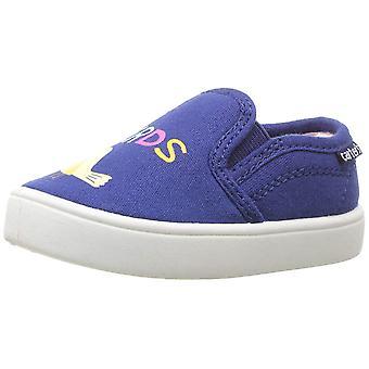 Carter's Kids Tween Girl's Casual instapper Sneaker,