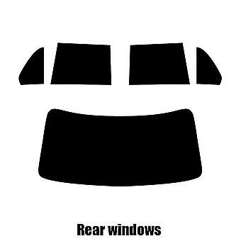 Pre corte tintado - Cadillac Deville 2000 - 2005 - ventanas traseras