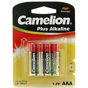 Batterie 48-Pack Alkaline AAA LR03 1, 5V