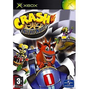 Crash Nitro Kart (Xbox)-nieuw