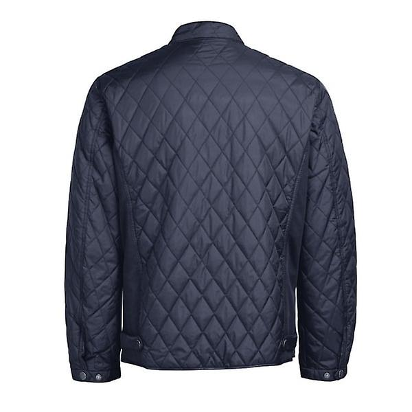 Jack & Jones Premium Quilted Jacket Nikolai Navy