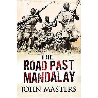 La route au-delà de Mandalay (livres de poche militaires de Cassell)