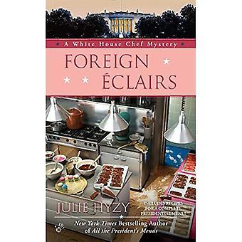 Eclairs stranieri (casa bianca Chef misteri)