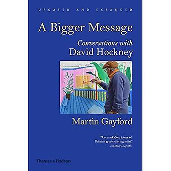 Eine größere Nachricht: Gespräche mit David Hockney