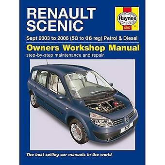 Renault Scenic Service en reparatie handleiding (Haynes Service en reparatie handleidingen)