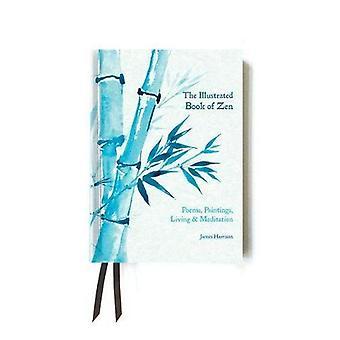 Het geïllustreerde boek van Zen (verijdelde Gift boeken)