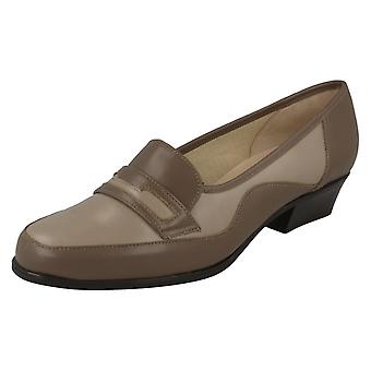 Ladies Nil Simile Narrow Fit Loafer Shoes Beauly