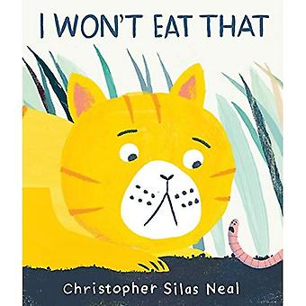 Je ne mange que