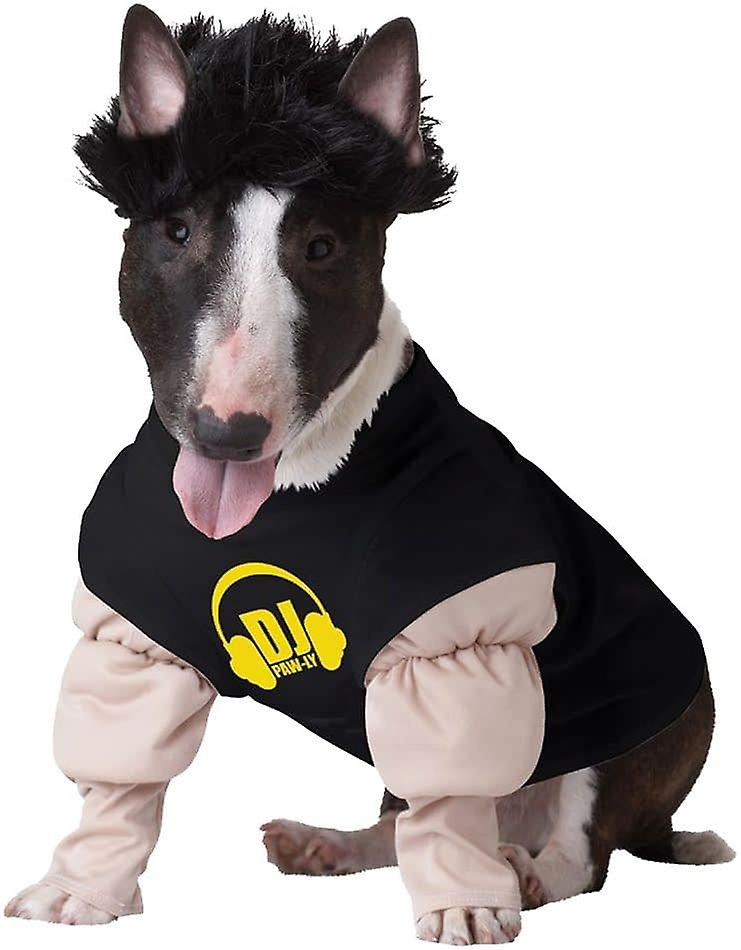 Traje de la mascota de DJ