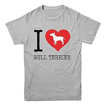 Official Pet-Selfie T-Shirt -Bull Terrier