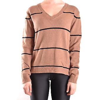 Peuterey Ezbc017063 Women's Brown Viscose Sweater