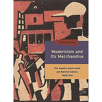 Modernisme et sa marchandise - l'Avant-Garde espagnole et du matériel C