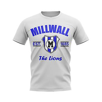 Stabilito Millwall Football t-shirt (White)