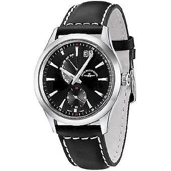 Zeno-Watch Herrenuhr Gentleman Quartz 6662-7004Q-g1