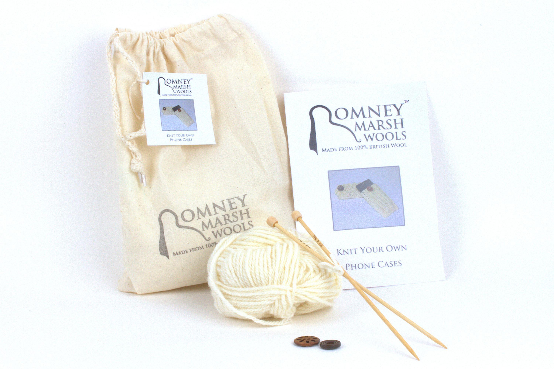 Phone Case Knit Kit