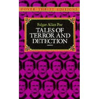 Tales of Terror and Detection by Edgar Allan Poe - 9780486287447 Book