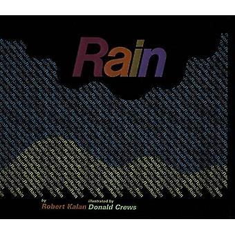 Rain by Robert Kalan - Donald Crews - 9780812498349 Book