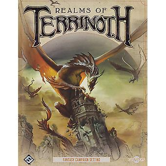 Realms of Terrinoth Genesys RPG Board Game