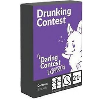 Audace concours d'expansion à boire pour le jeu de société