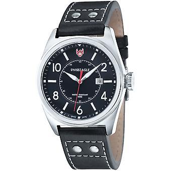 Swiss Eagle SE-9045-01 men's watch
