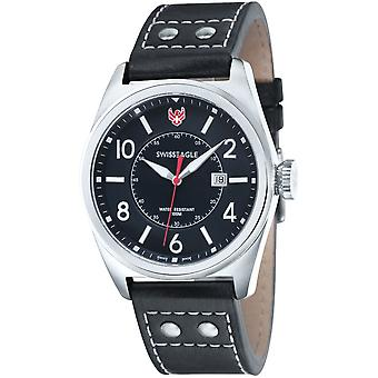 Swiss Eagle SE-9045-01 Heren Horloge