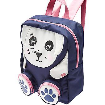Joules piger Zippyback Animal design zip up skole rygsæk